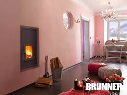 Brunner Modern Wand Ofen Hafnermeister Sulzer