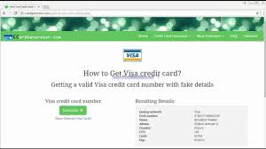 100 valid fake credit card numbers with security code and information