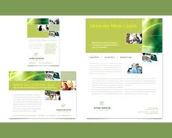 Brochure Trifold Template Free Microsoft Brochure Templates Free Download Soulective Co