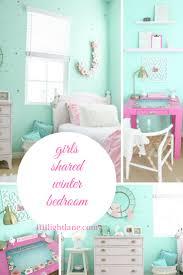 Shared Girls Bedroom Girls Shared Cozy Winter Bedroom