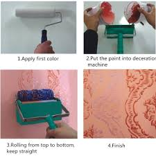 Pattern Paint Roller New Wall Pattern Paint Roller Kit My Pair Of Socks