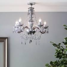 charlotte semi flush ceiling light