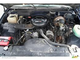 1994 Chevrolet C/K K1500 Z71 Regular Cab 4x4 5.7 Liter OHV 16 ...