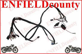 royal enfield wiring harness pictures royal enfield wiring harness new royal enfield bullet electra kick start main wiring harness 147451