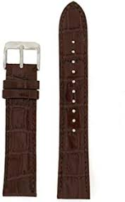 Men's Watch Bands - Leather / Watch Bands ... - Amazon.com