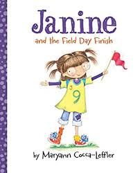 Amazon.com: Janine and the Field Day Finish eBook: Cocca-Leffler ...