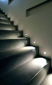 interior stairway lighting. Delighful Interior Stairway Lights Indoor Stylish Battery Operated Stair Modern Lighting And 2   In Interior O