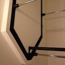 motorized rotating closet rods