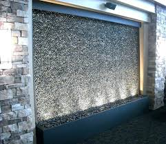 water wall wall water features water walls medical center feature walls water features backyard patio water