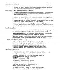 Resume Industrial Engineering Resumes Regularguyrant Best Resume