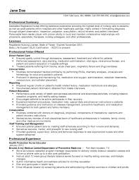 My Perfect Resume Reviews Professional Nurse Educator Templates To Showcase Your Talent 21