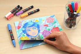 Things To Draw With Paint Markers