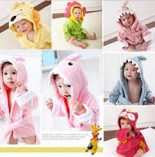 new arrive best baby s bathrobe 7 designs baby bath towels animal children bath robe newborn