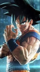 Goku Jump Force 4K Ultra HD Mobile ...