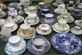 Decorating With Teacups And Saucers How to Decorate With Cups Saucers Home Guides SF Gate 81