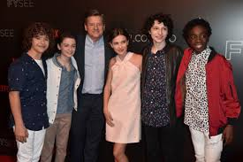 millie bobby brown and gaten matarazzo. gaten matarazzo millie bobby brown netflix\u0027s \u0027stranger things\u0027 fyc event - arrivals and z
