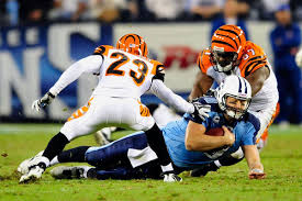Titans Depth Chart 2013 Titans At Bengals 2013 Game Time Tv Schedule Streaming