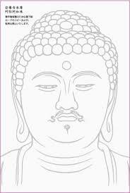 お坊さんによる仏像の解説書付きサラサクリップ仏像なぞり塗り絵が