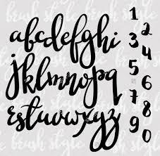 8 Cool Letter Fonts Ttf Otf Format Download Free Premium
