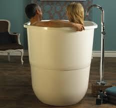 japanese sit bath tub sorrento victoria albert 2 Japanese Sit Bath Tub deep  free standing soaking