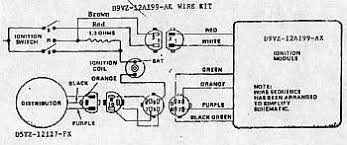 wiring diagram for igintion module for ford 43 wiring diagram ford duraspark upgrade bob s garage library ds2wiring w 720 ford duraspark upgrade bob s garage library wiring diagram for ford ignition