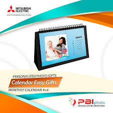 Monthly Calendar Easygifts 4 X 6