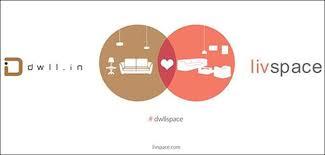 Home Decor Logo Design Extraordinary Online Home Décor Marketplace Livspace Acquires Interior Designers