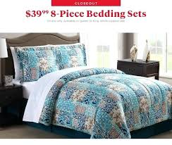 cyber monday bedding closeout 8 piece bedding sets only available in queen or macys cyber monday bedding