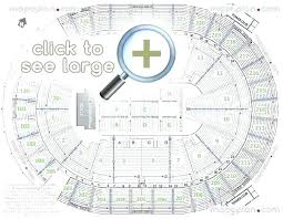 Staples Center Interactive Seating Chart Staples Center Seating Map Detoxhoje Info
