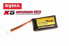 <b>Аккумулятор Black Magic</b> LiPo <b>3.7V</b> 1S 35C 700 mAh - BM-F35 ...