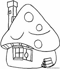 Small Picture Coloring Pages The Smurfs Page 3 Printable Coloring Pages Online