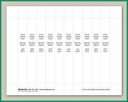 Labeling Binders 006 Avery Binder Templates Spine Inch Template Singular 1