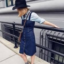 Модный ориентир: <b>Джинсовый сарафан</b>