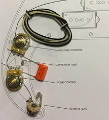 amazon com taot wiring kit fender precision bass p bass amazon com taot wiring kit fender precision bass p bass orange drop cap musical instruments
