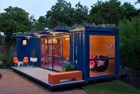 Check out this collection of tricked-out shipping container homes, and  feast your eyes