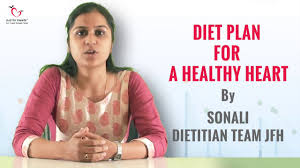 Healthy Diet Chart For Heart Patients Diet Plan For A Healthy Heart Youtube