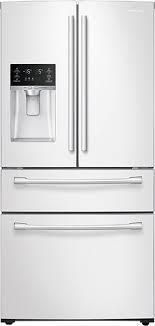 samsung 4 door refrigerator. samsung - 28.15 cu. ft. 4-door french door refrigerator with counter- 4
