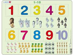 puzzle matematyka lilliput wiat dzieciak oacute w puzzle matematyka 1 10
