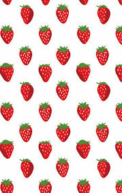 cute strawberry wallpaper. Contemporary Cute Strawberry Wallpaper  Patterns Pinterest Wallpaper Pattern And  Wallpaper For Cute