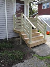 Find 34 incredible and intricate handrail this is a simple modern railing idea that takes advantage of the crisp look of chromed metal. Diy Front Porch Railings Merrypad