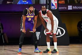 James Harden's 36 leads Rockets to Game 1 victory over Lakers - The Dream  Shake