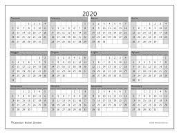 Calendario 2020 35ds Michel Zbinden It