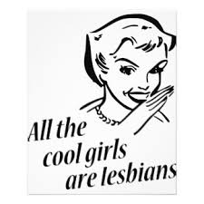 all_the_cool_girls_are_lesbians_flyer r80bd957a05e048c8b6ef9b6dc001f186_vgvs0_8byvr_324 gay pride flyers & programs zazzle on free templates for professional flyers
