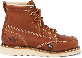 oil tanned leather boots