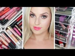 my makeup collection storage shaaanxo