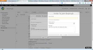 Invitation Forms SHA24] Double Click On The Invite Button Shows Two Invitation 17