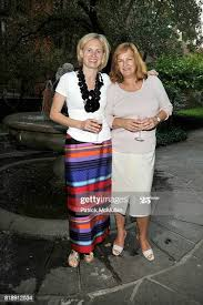 Barbara McLaughlin and Carla Stearns attend Book Party hosted by J ...