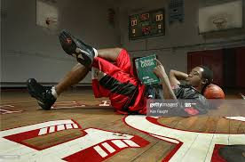 STARHD 1-12-16-02- Aaron Duncan of Eastern High School of Commerce... News  Photo - Getty Images