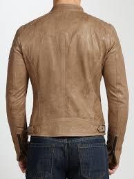 belstaff kirkham leather biker jacket