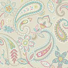 Pastel Paisley Wallpapers on WallpaperDog
